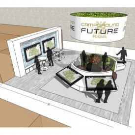 Campgrounds of the Future
