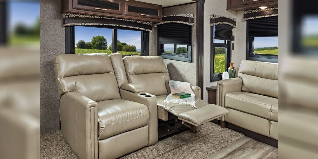 Reclining Chairs Jay Flight RV