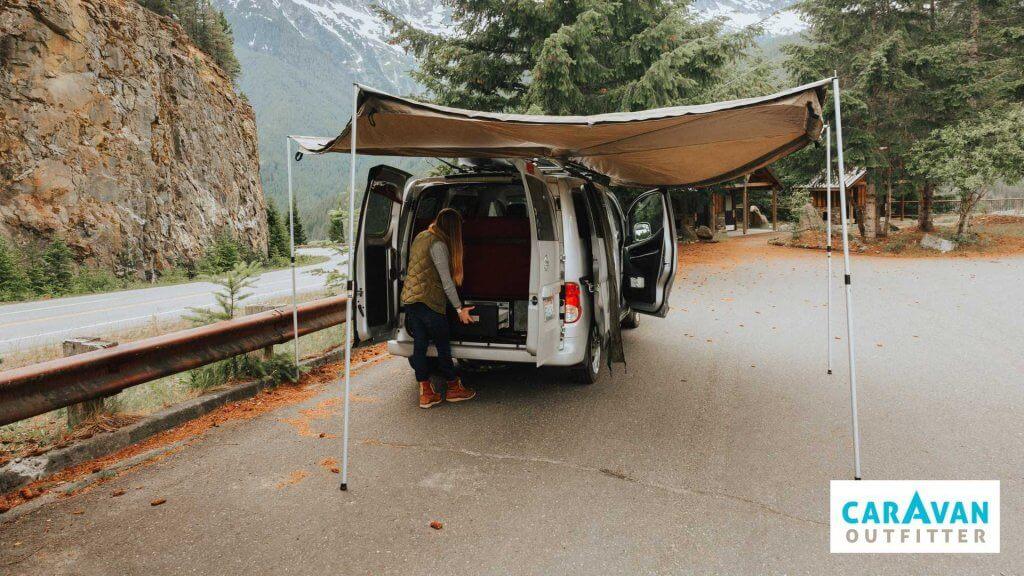 Camper Van or Work Van