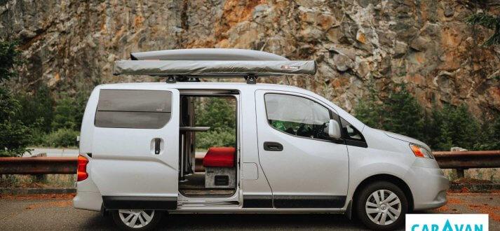 Nissan Camper Van