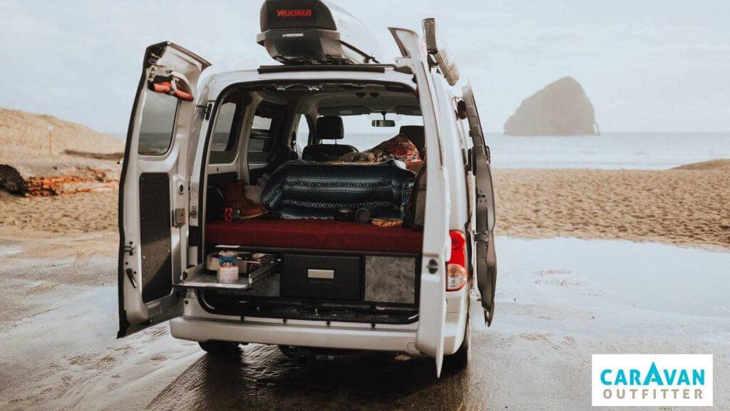 NV200 Camper Van