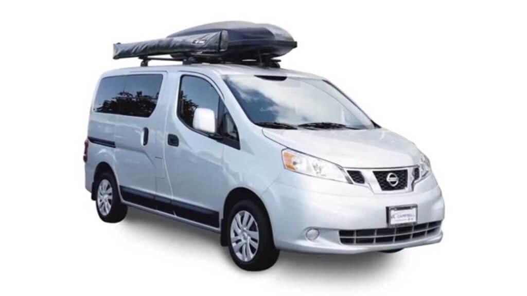 Nissan Camper Van NV200