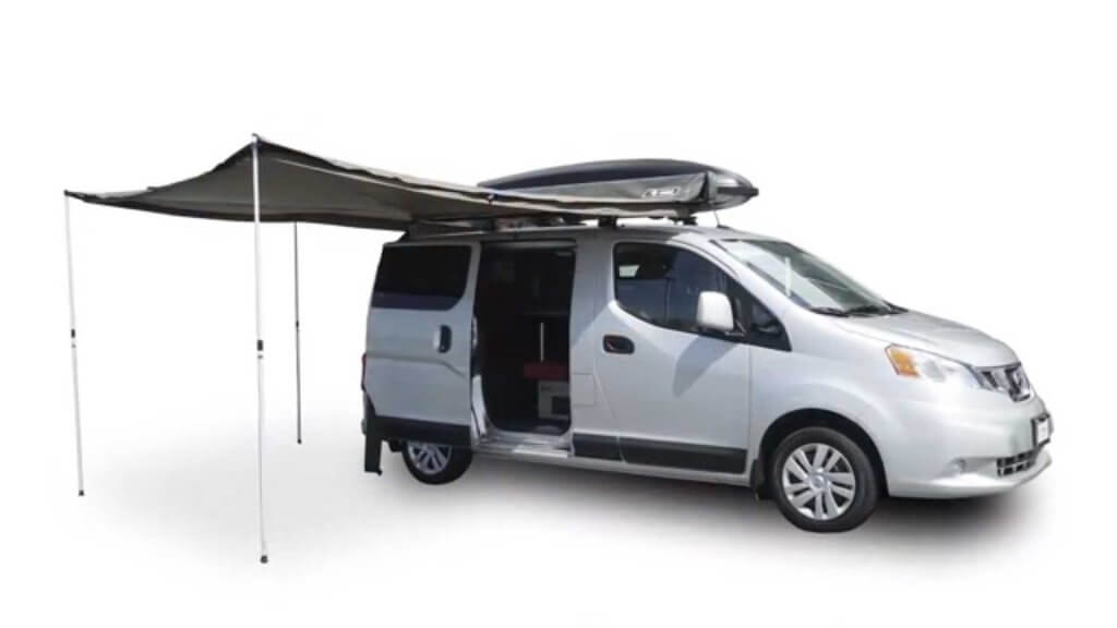 External Awning for Camper Van