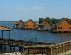 Cool Cabins To Rent Or RV Spots