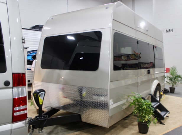 2019 Camping Trailer