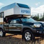 Kimbo truck camper