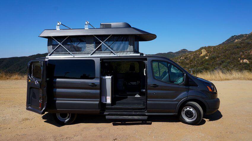 2019 Camper Vans - Best of
