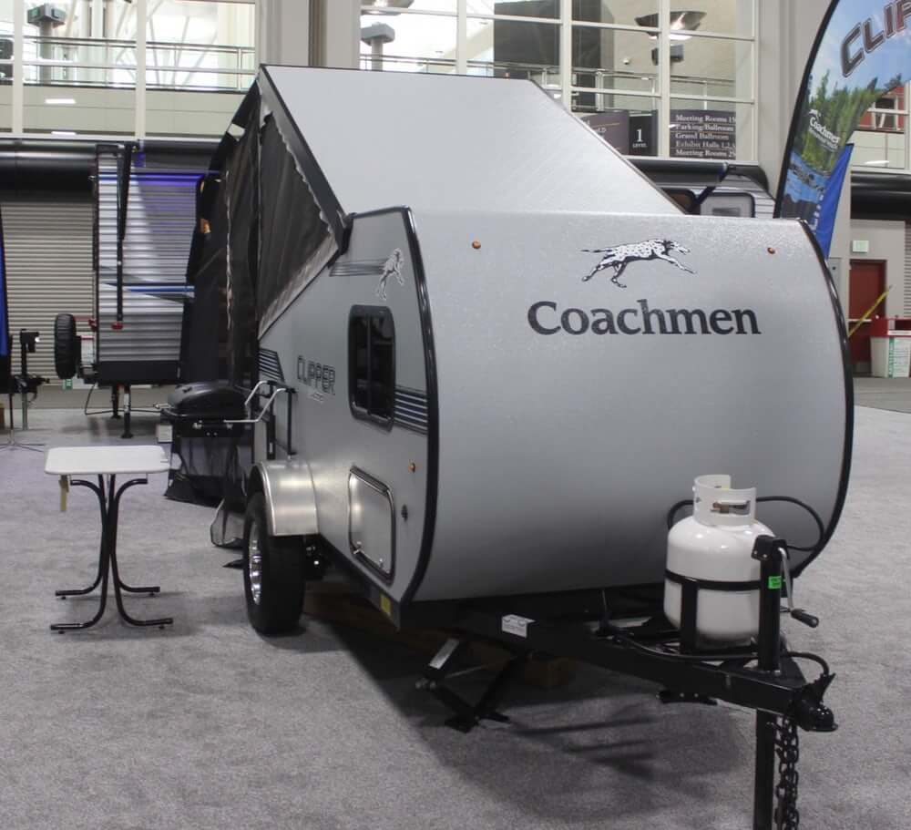 2019 Coachmen Clipper Express