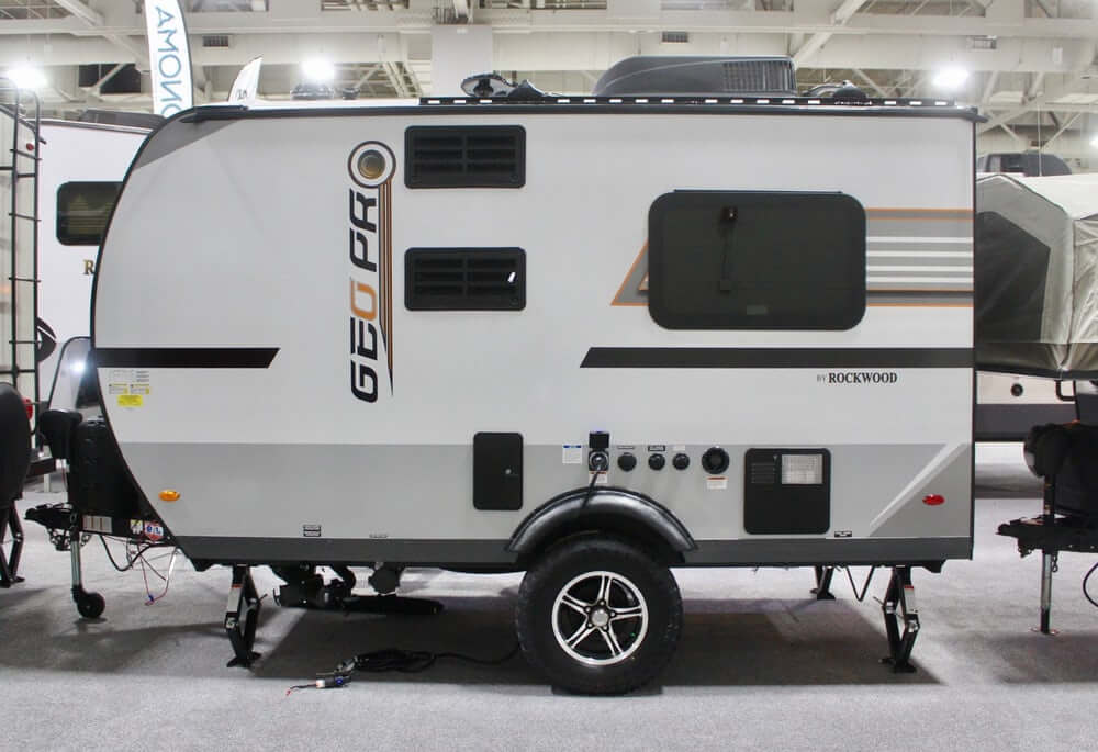 Compact Toy Hauler 2019