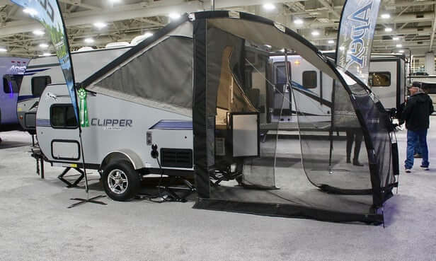 Coachman Semi-Teardrop RV