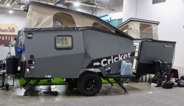 Cricket Overland - 2019 Updates