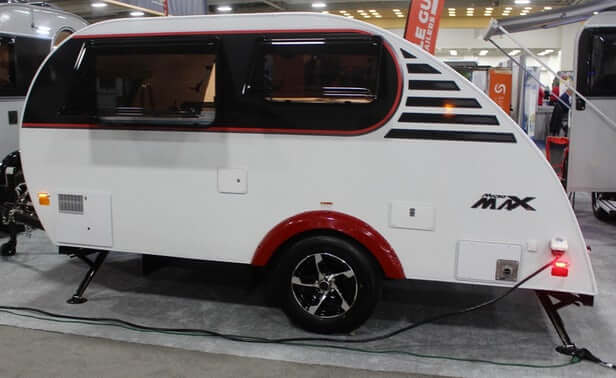 Mini Teardrop RV
