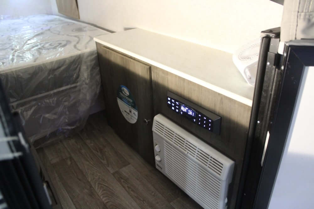 Air Conditioner In Even The Smallest RV