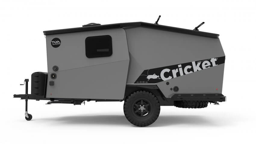 Cricket 2019 Travel Trailer