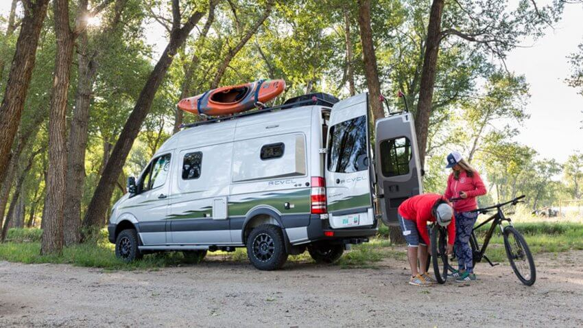 2019 Best Camper Van by Winnebago
