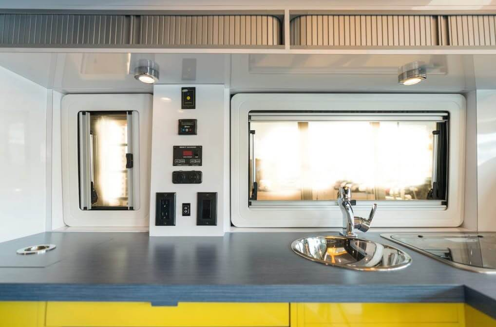Imagine Campervan Kitchen