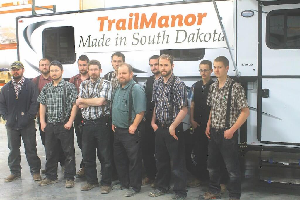 TrailManor rv builders - meet the team