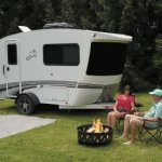 inTech Sol Dawn Compact Travel Trailer