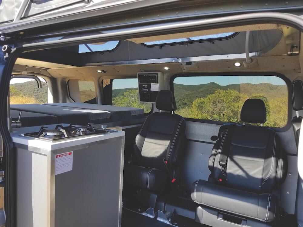 ModVan CV1 Camper Van