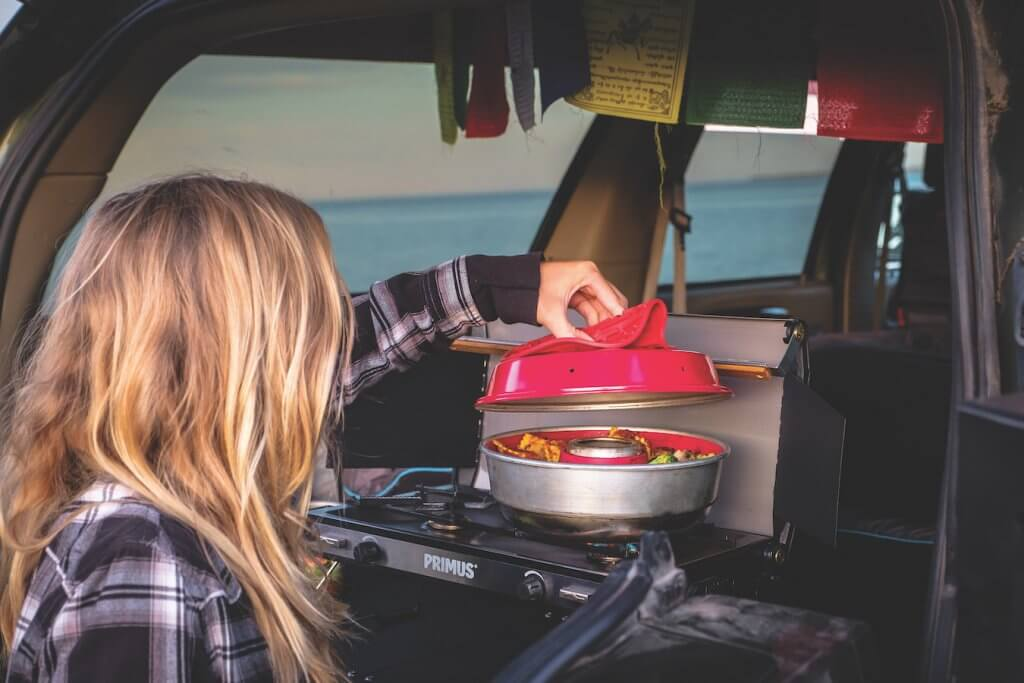 Omnia Stovetop Popular For RV Cooking