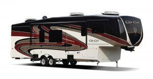 2020 Cedar Creek Champagne Fifth Wheel RV