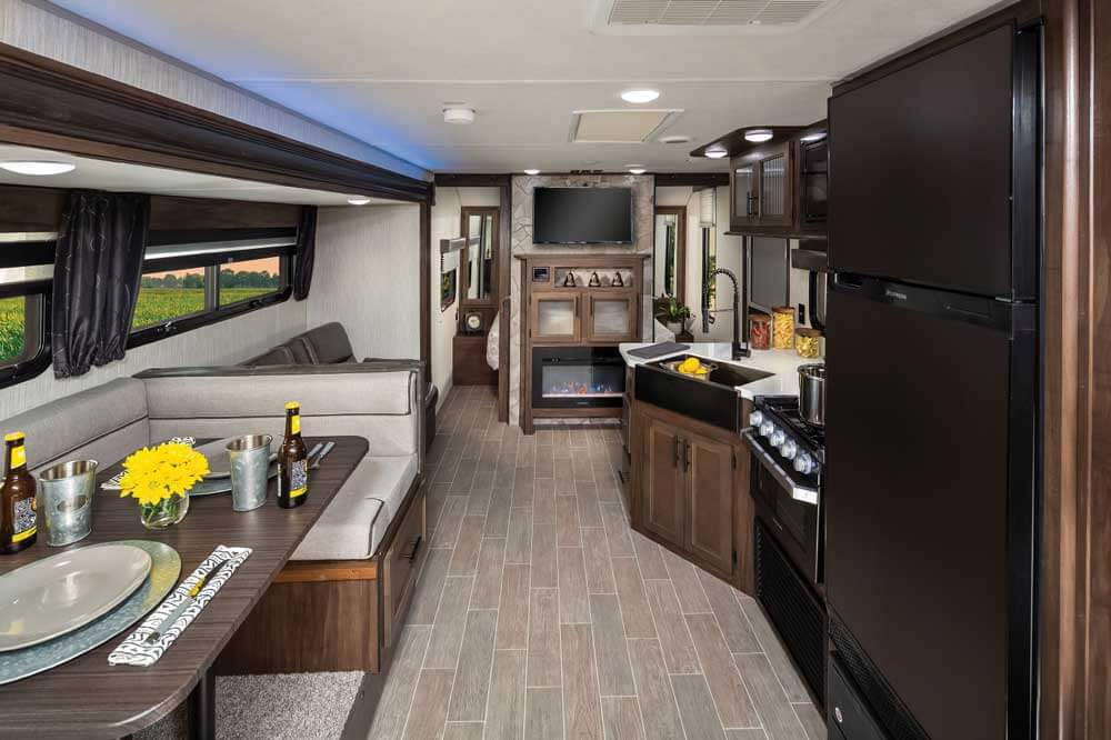 2020 Cherokee GreyWolf Travel Trailer