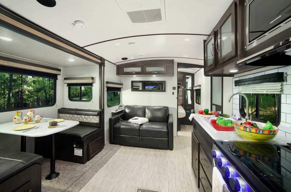 2020 Forest River Surveyor Travel Trailer