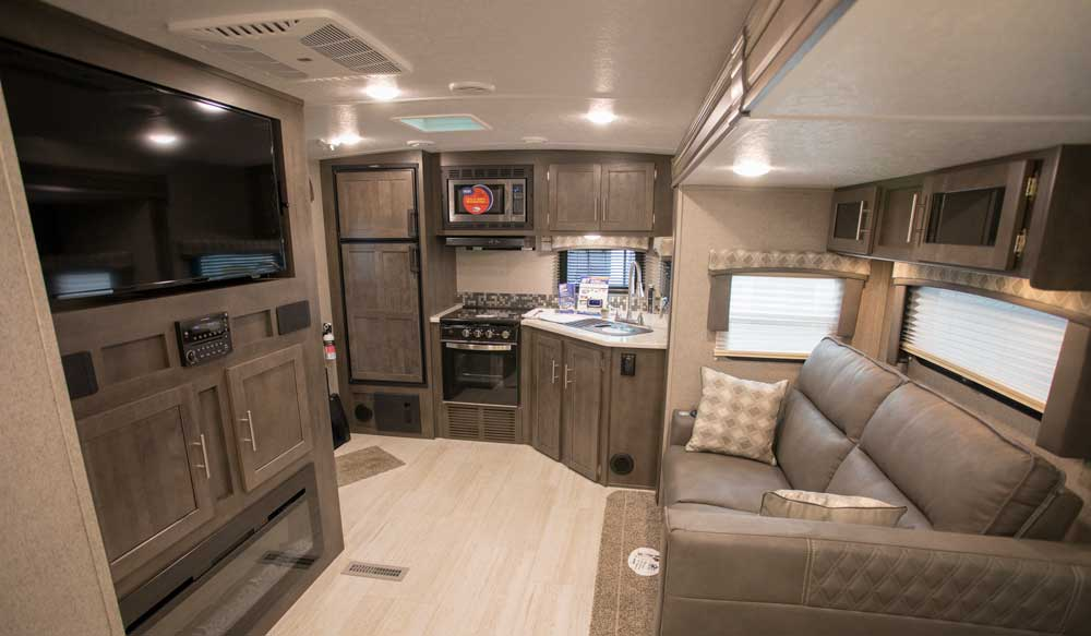 2020 Forest River Flagstaff Travel Trailer