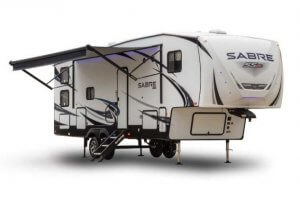 2020 Forest River Sabre Fifth Wheel RV