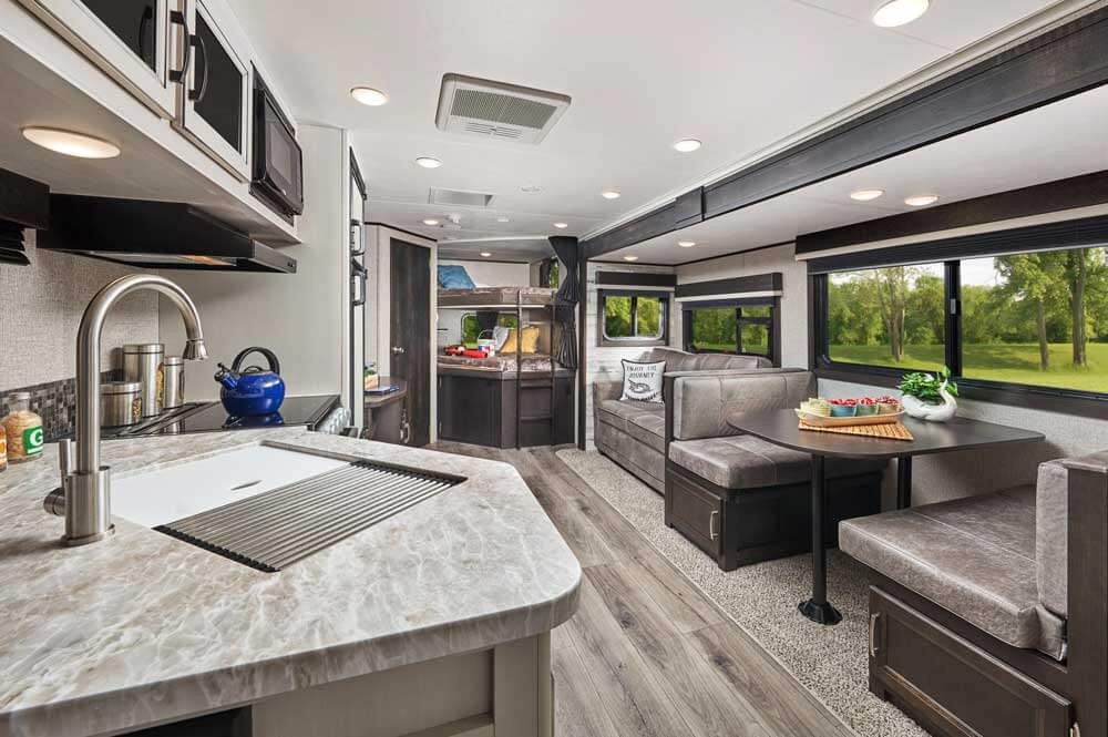 2020 Jayco Feather Travel Trailer