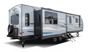 2020 KZ Connect C313RL Travel Trailer