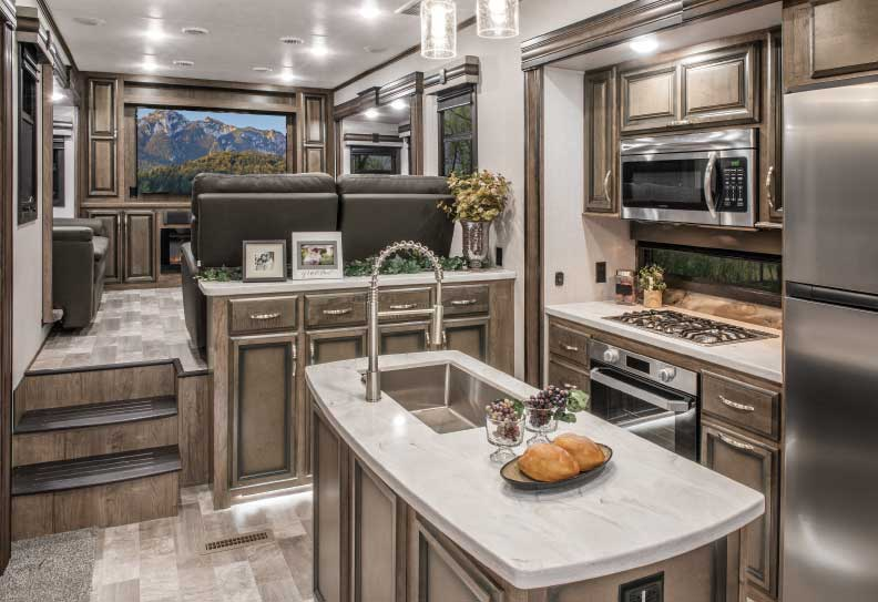 2020 KZ Durango Gold Fifth-Wheel RV