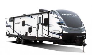 2020 Keystone Travel Trailer