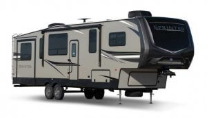 2020 Keystone Sprinter Fifth Wheel RV