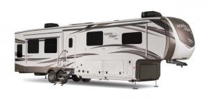 2020 Jayco North Point Fifth-Wheel RV