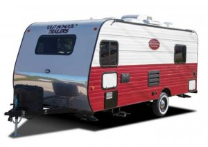2020 Old School 820 Travel Trailer