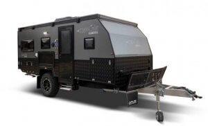 2020 Opus OP 15′ Hybrid Caravan