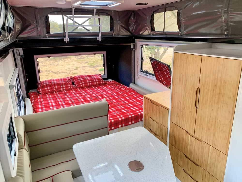 Opus OP 15′ Hybrid Caravan