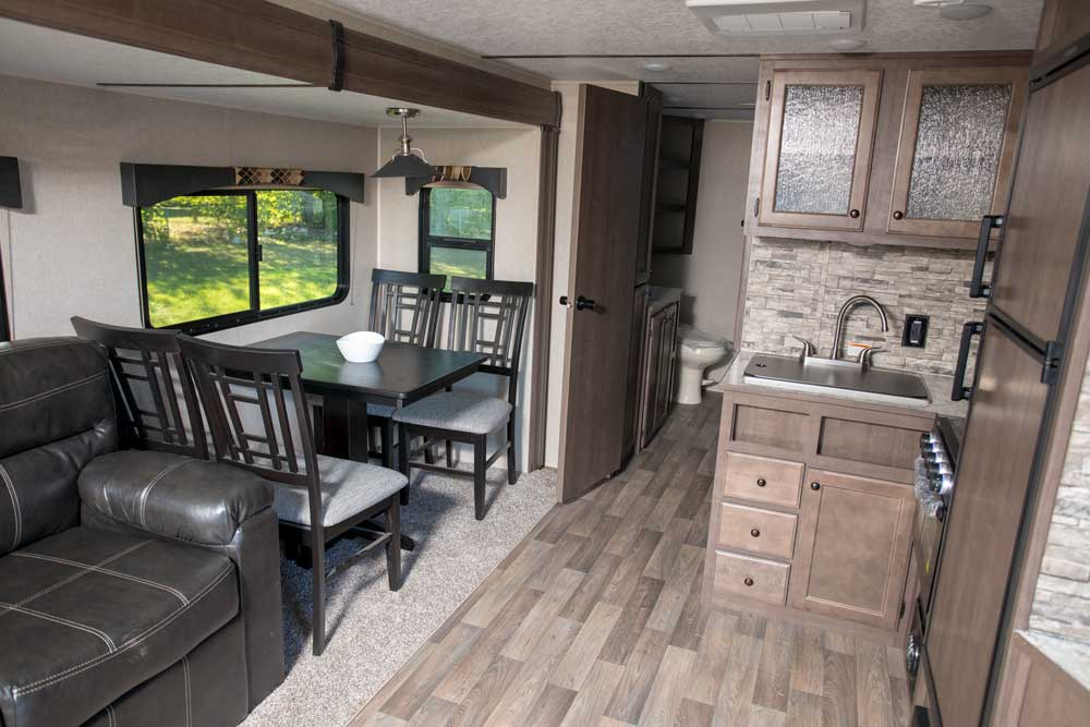 2020 Sunset Park Liberty Independence Travel Trailer
