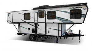 2020 TrailManor 2518KB Travel Trailer