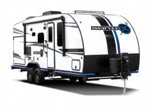 2020 Venture RV Sonic X Travel Trailer