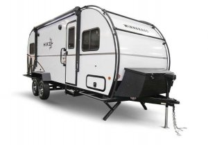 Winnebago Hike Travel Trailer
