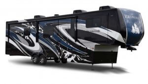 2020 CrossRoads Redwood 4001LK Fifth Wheel RV