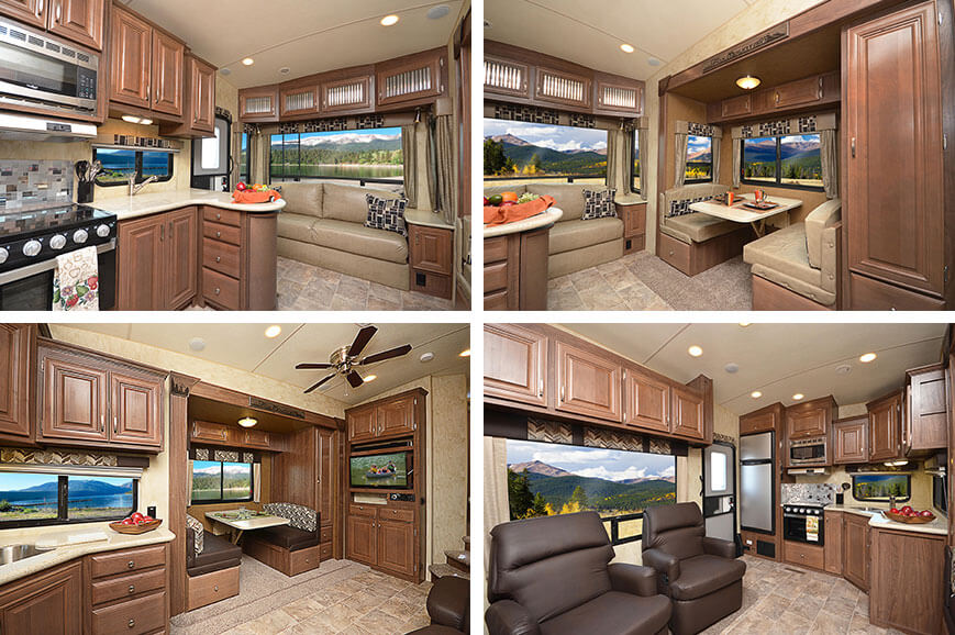 2020 Northwood Fox Mountain Fifth-Wheel RV