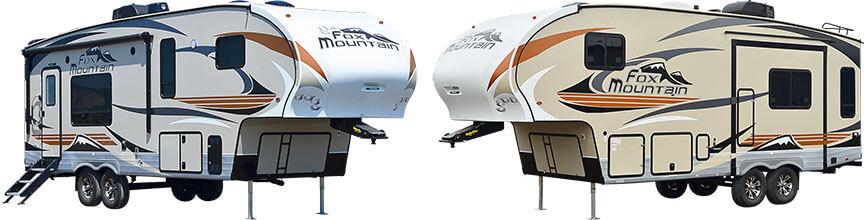 2020 Northwood Fox Mountain Fifth-Wheel RV