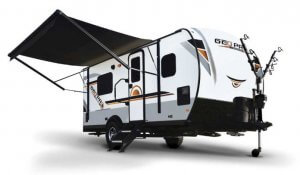 2020 Forest River Rockwood Geo Pro Toy Hauler
