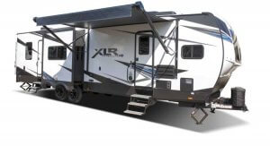2020 Forest River XLR Hyperlite Toy Hauler