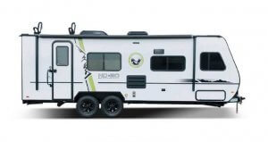 2020 Forest River No Boundaries Toy Hauler