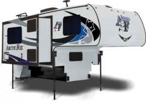 2020 Northwood Arctic Fox Truck Camper