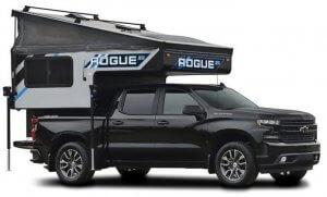 2020 Palomino Rogue Truck Camper